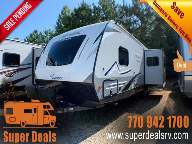 2019 Coachmen Apex Ultra-Lite 267RKS