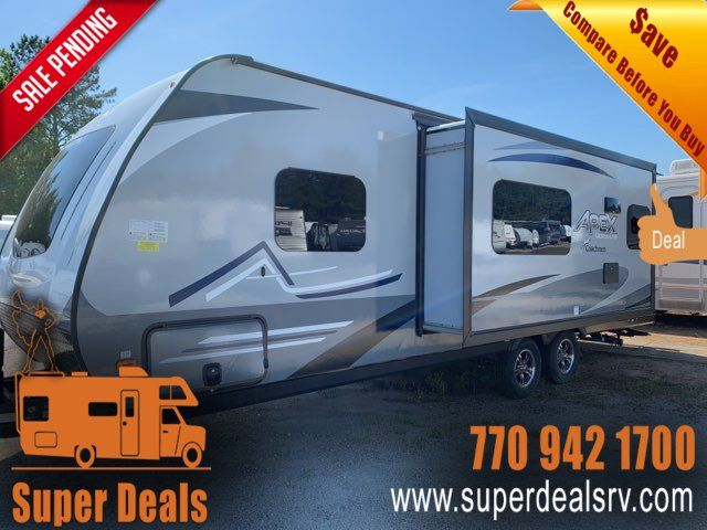 2019 Coachmen Apex Ultra-Lite 249RBS | Temple GA | Super