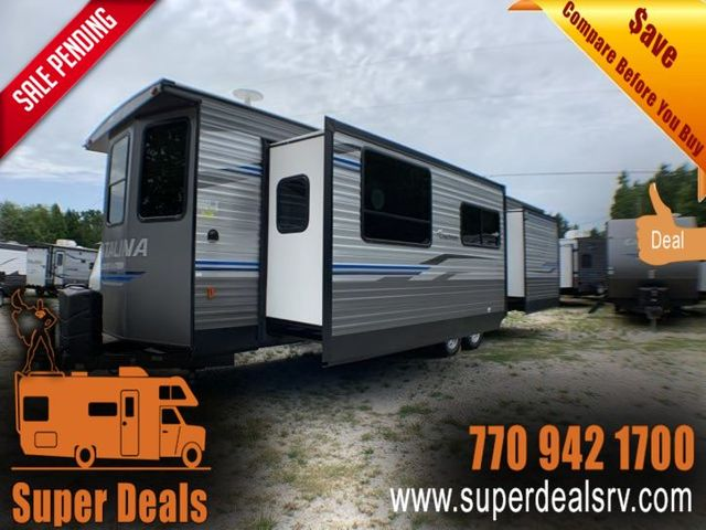 2019 Coachmen Catalina Destination 33FKDS
