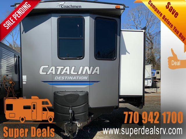 2019 Coachmen Catalina Destination 40BHTS