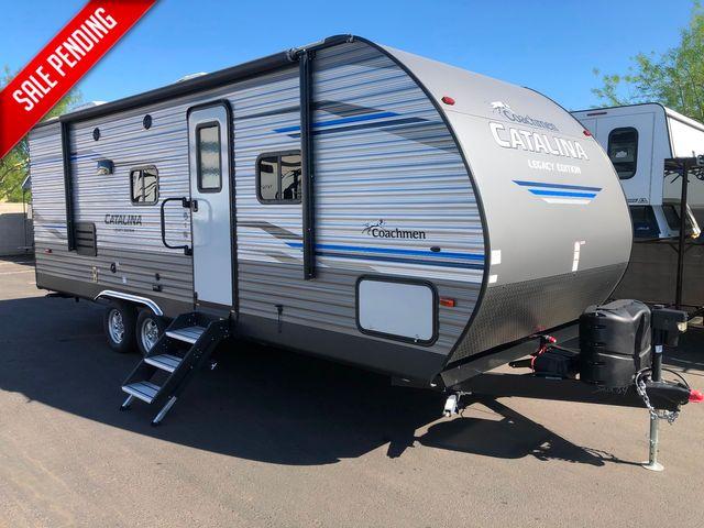 2019 Coachmen Catalina Legacy 243RBS  in Surprise-Mesa-Phoenix AZ