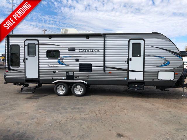 2019 Coachmen Catalina Legacy Series 263RLS  in Surprise-Mesa-Phoenix AZ