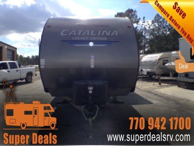 2019 Coachmen Catalina Legacy 293RLDSLE