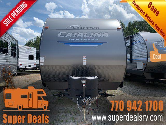 2019 Coachmen Catalina Legacy 313DBDSCKLE in Temple, GA 30179