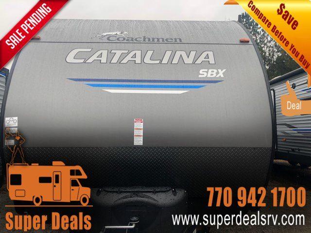 2019 Coachmen Catalina SBX 321BHDS