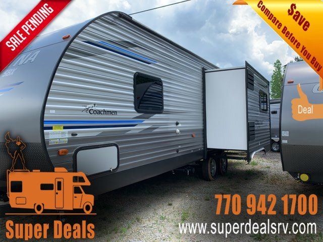 2019 Coachmen Catalina SBX 241RELS