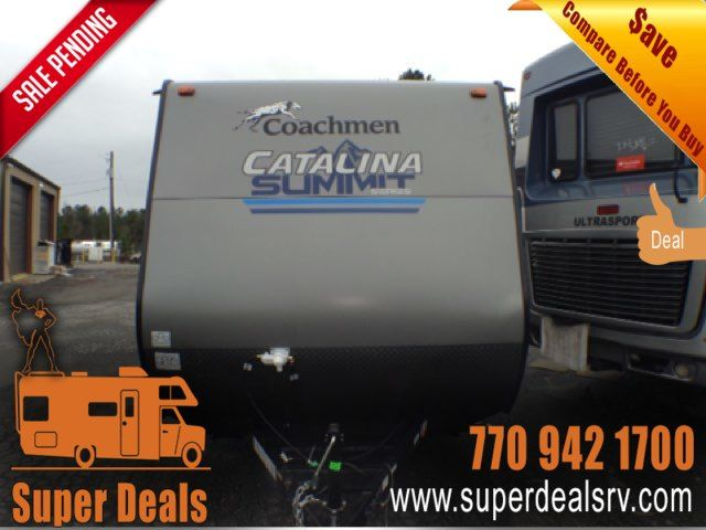 2019 Coachmen Catalina Summit 172BH