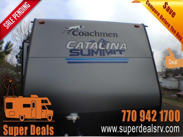 2019 Coachmen Catalina Summitt 172BHS