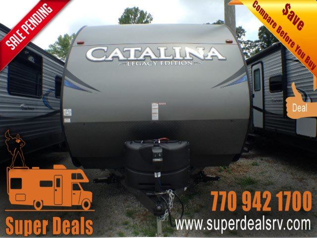 2019 Coachmen Catalina 283RKS