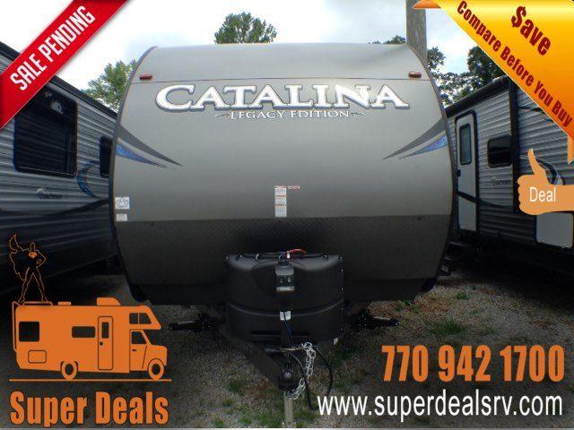 2019 Coachmen Catalina Legacy 283RKS