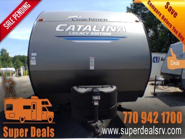 2019 Coachmen Catalina 323BHDS