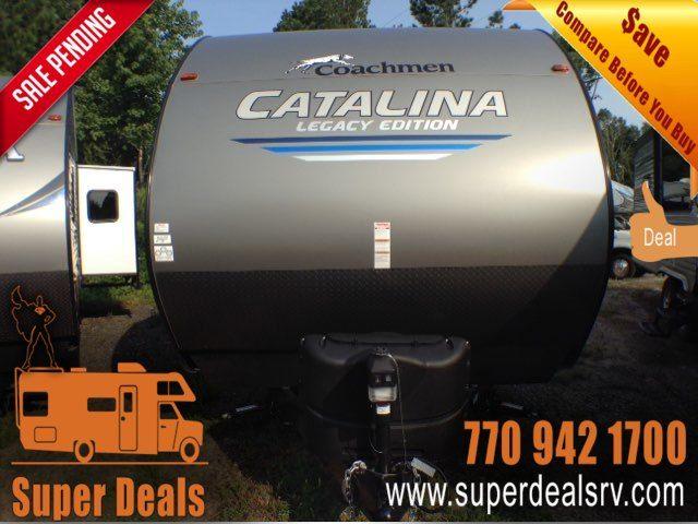 2019 Coachmen Catalina Legacy 313DBDS