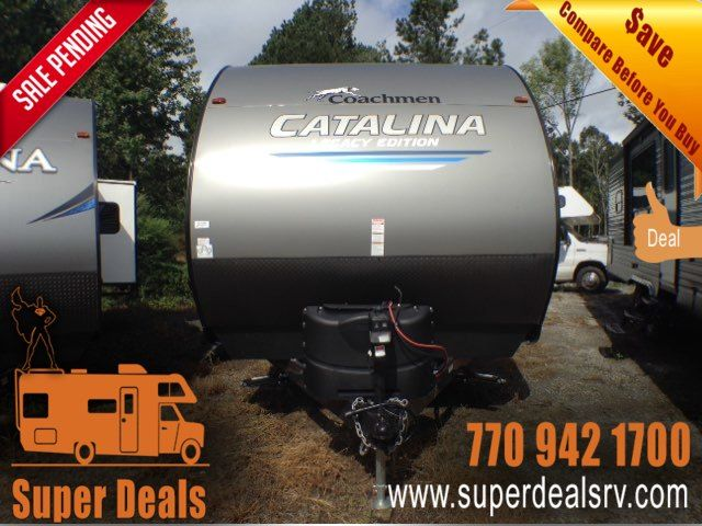 2019 Coachmen Catalina Legacy 323BHDS