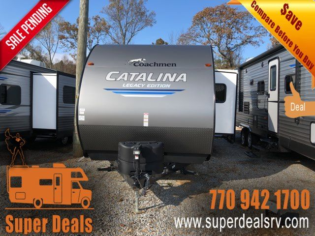 2019 Coachmen Catalina Legacy 293QBCK