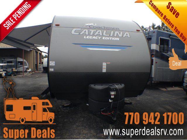 2019 Coachmen Catalina Legacy 243RBS