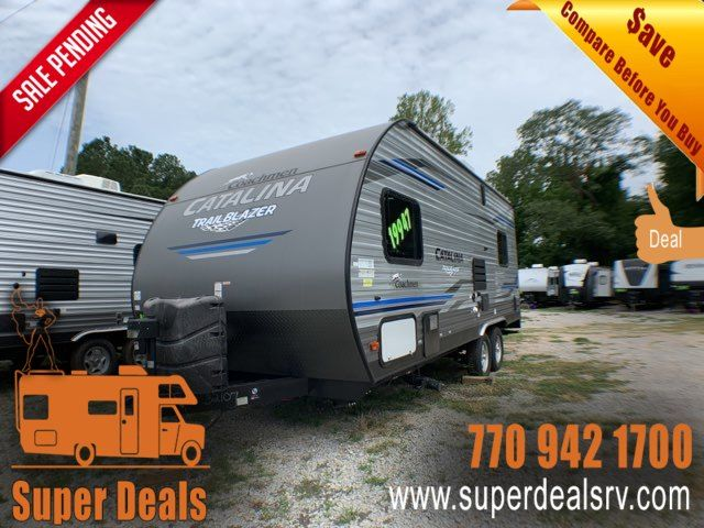 2019 Coachmen Catalina Trail Blazer 19TH in Temple, GA 30179