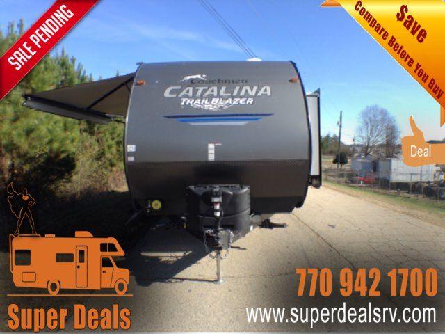 2019 Coachmen Catalina Trail Blazer 29THS in Temple, GA 30179