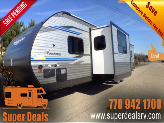 2019 Coachmen Catalina Trail Blazer 29THS in Temple, GA 30179