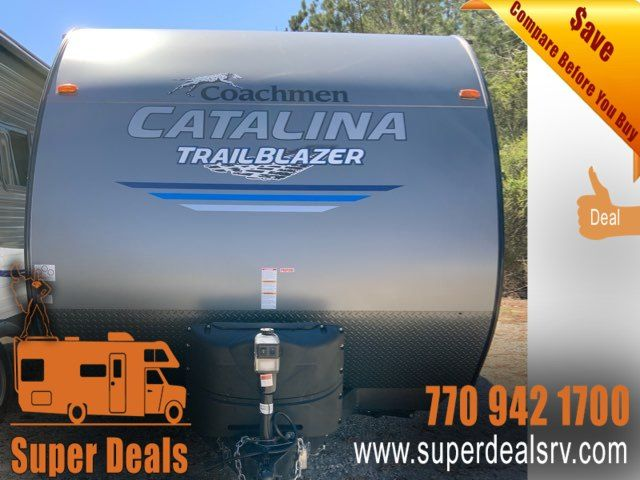 2019 Coachmen Catalina Trailblazer 26TH