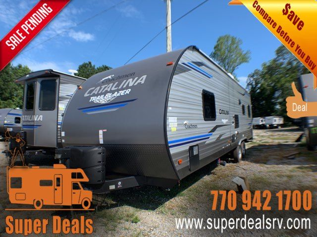 2019 Coachmen Catalina Trailblazer 26TH in Temple, GA 30179