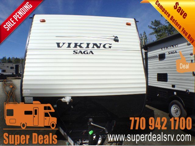 2019 Coachmen Viking Saga 17SBH