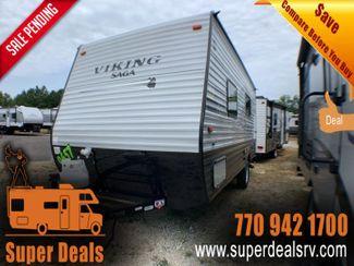2019 Coachmen Viking Ultra-Lite 17SFQSAGA in Temple, GA 30179