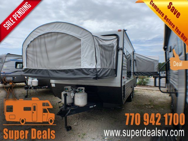 2019 Coachmen Viking Ultra-Lite 19TB