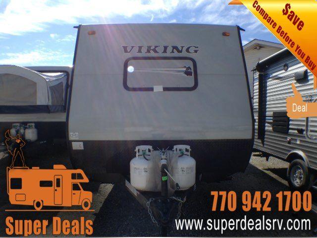 2019 Coachmen Viking Ultra-Lite 21RD in Temple, GA 30179