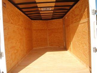 2019 Covered Wagon Enclosed 7x16 5 ton 66 Interior Height   city Georgia  Youngblood Motor Company Inc  in Madison, Georgia