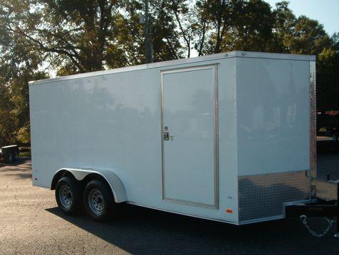 2019 Covered Wagon Enclosed 7x16 5 ton 6'6