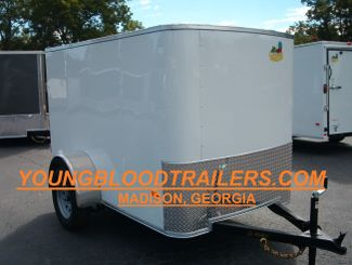 2019 Covered Wagon Enclosed 5x8   city Georgia  Youngblood Motor Company Inc  in Madison, Georgia
