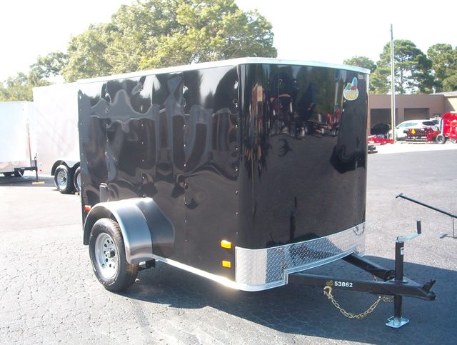 2020 Covered Wagon Enclosed 5x8