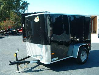 2019 Covered Wagon Enclosed 5x8   city Georgia  Youngblood Motor Company Inc  in Madison, Georgia