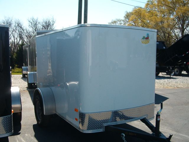 2019 Covered Wagon Enclosed 5x8