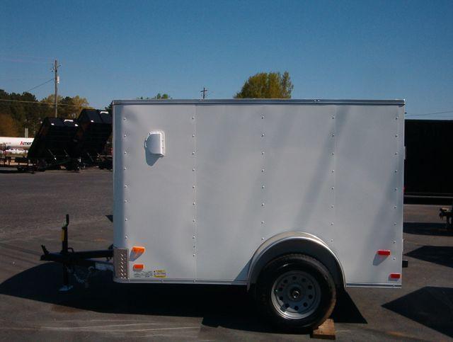 2019 Covered Wagon Enclosed 5x8 in Madison, Georgia 30650