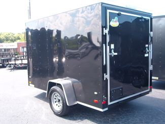 2019 Covered Wagon Enclosed 6x10 63 Interior Height   city Georgia  Youngblood Motor Company Inc  in Madison, Georgia