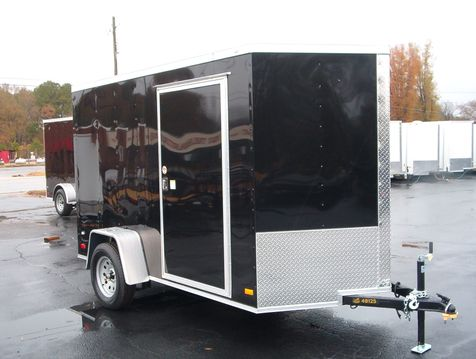 2019 Covered Wagon Enclosed 6x10 6'3
