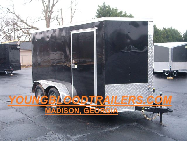 "2019 Covered Wagon Enclosed 6x12 6' 6"" Interior Height in Madison, Georgia 30650"