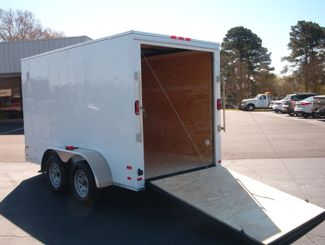 2019 Covered Wagon Enclosed 6x12 66 Interior Height   city Georgia  Youngblood Motor Company Inc  in Madison, Georgia