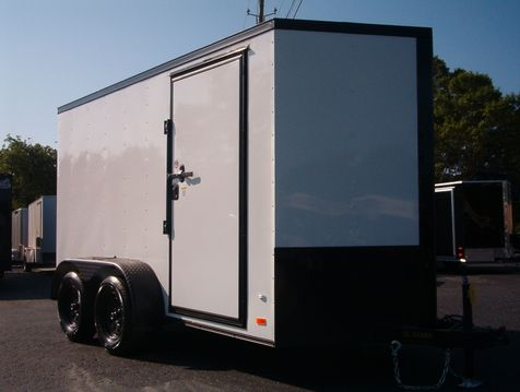 2019 Covered Wagon  Enclosed 6x12 6'6