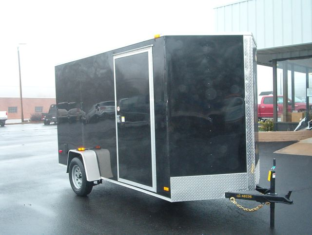 "2020 Covered Wagon Enclosed 6x12 6' 6"" Interior Height"