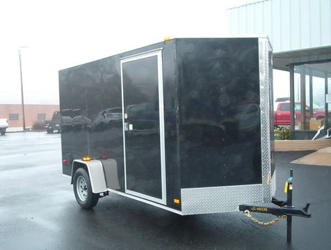 2019 Covered Wagon Enclosed 6x12 6' Interior Height  in Madison