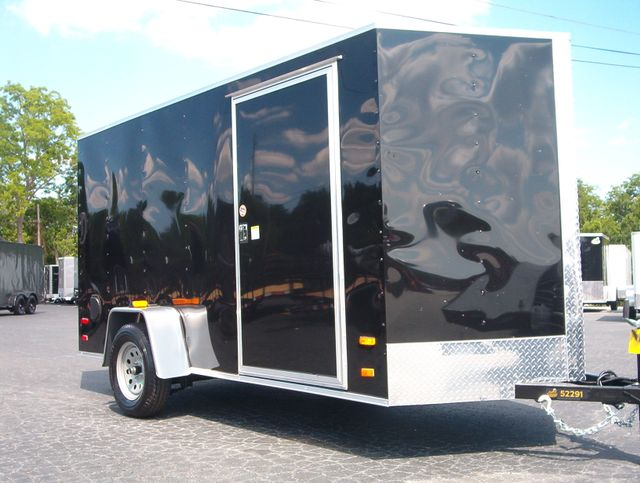 2019 Covered Wagon Enclosed 6x12 6' Interior Height