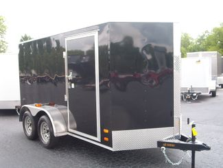 2019 Covered Wagon Enclosed 6x12 6 Interior Height   city Georgia  Youngblood Motor Company Inc  in Madison, Georgia