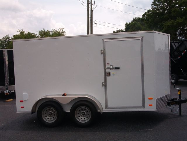 2019 Covered Wagon Enclosed 6x12 6' Interior Height in Madison, Georgia 30650