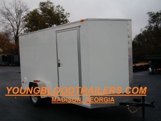 2019 Covered Wagon Enclosed 6x12   city Georgia  Youngblood Motor Company Inc  in Madison, Georgia