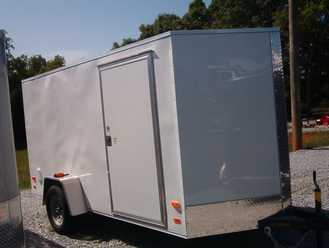 2020 Covered Wagon Enclosed 6x12