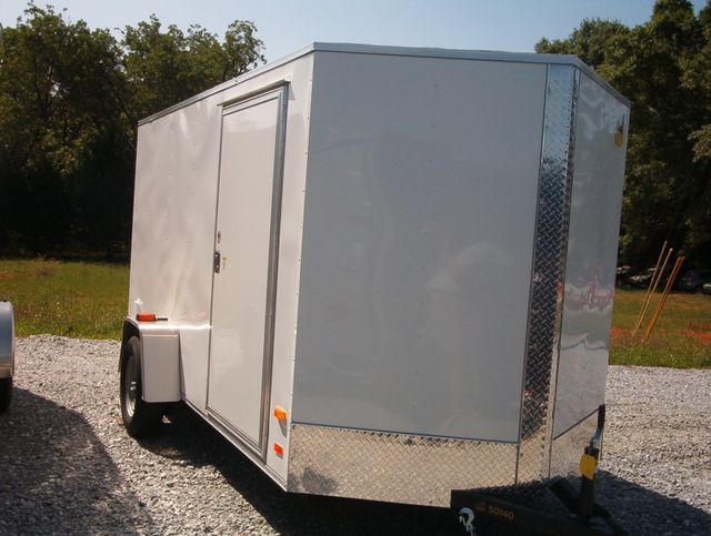 2020 Covered Wagon Enclosed 6x12 in Madison, Georgia 30650