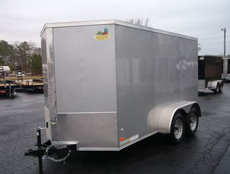2019 Covered Wagon  Enclosed 6x12 63 Interior Height   city Georgia  Youngblood Motor Company Inc  in Madison, Georgia