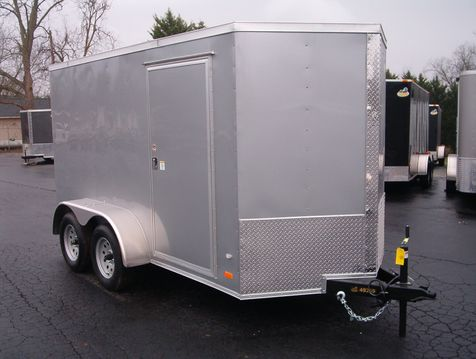 2019 Covered Wagon  Enclosed 6x12 6'3